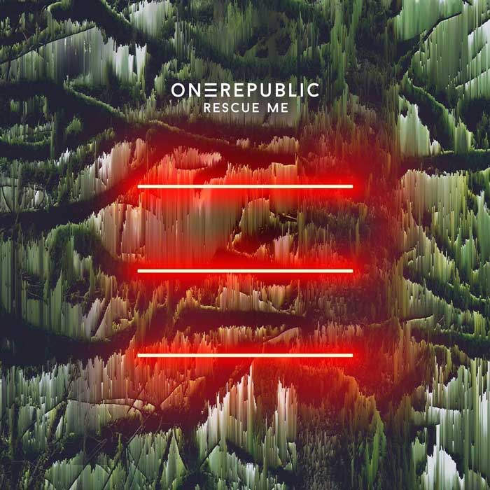 OneRepublic copertina canzone Rescue Me