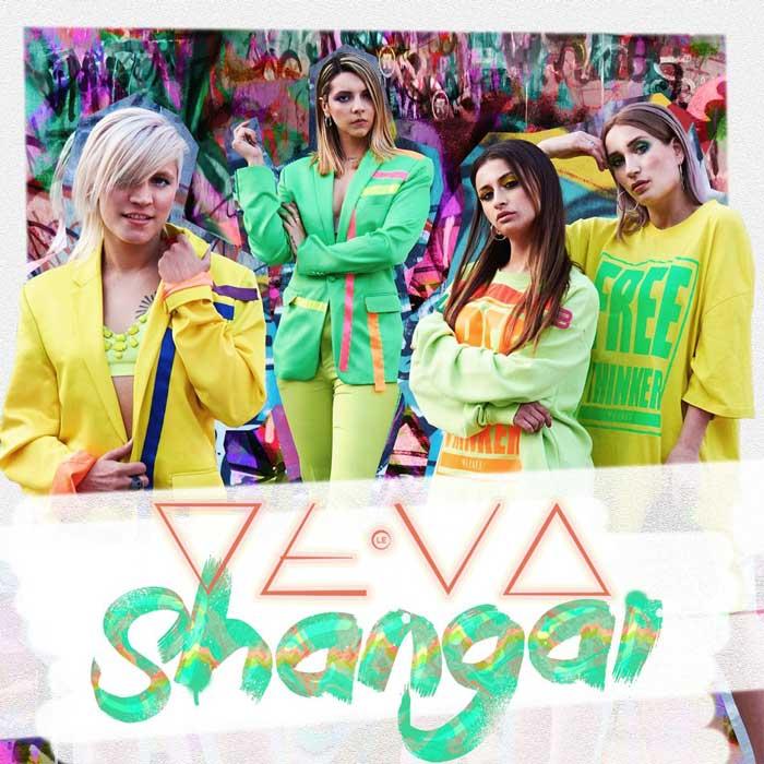 copertina singolo shangai