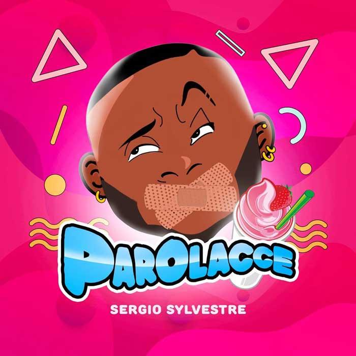 Sergio Sylvestre copertina brano Parolacce