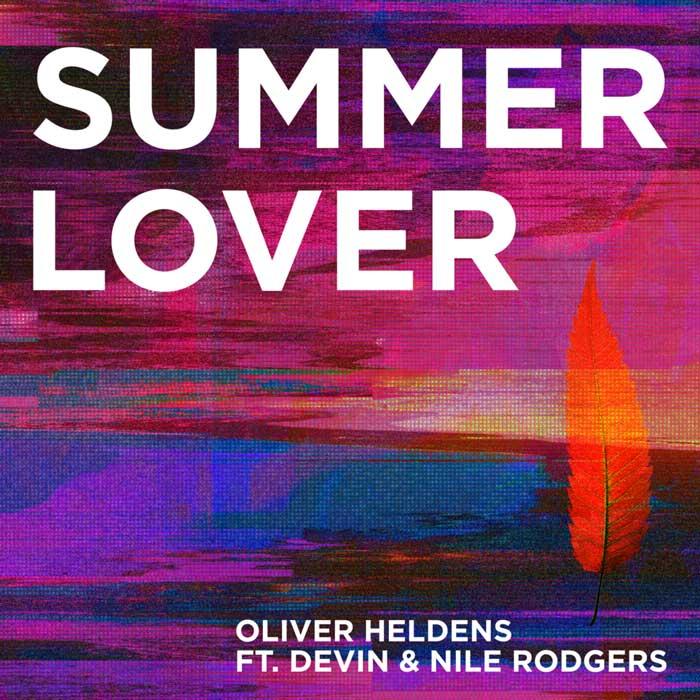 summer love copertina brano
