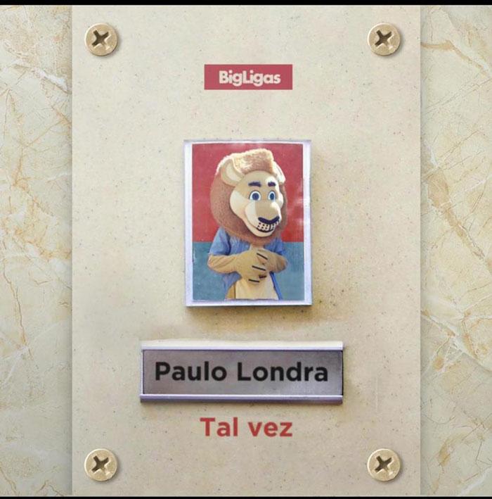 copertina canzone tal vez by paulo londra