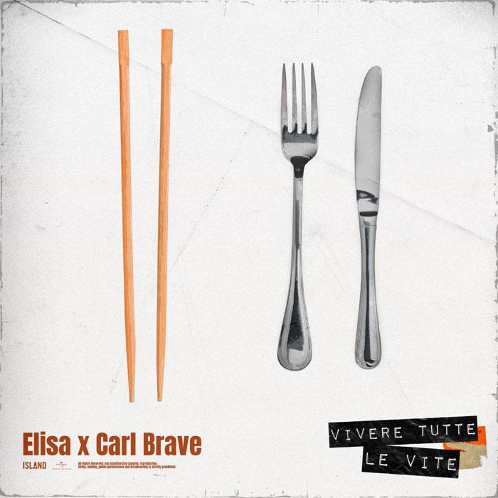 ELISA X CARL BRAVE Vivere tutte le vite