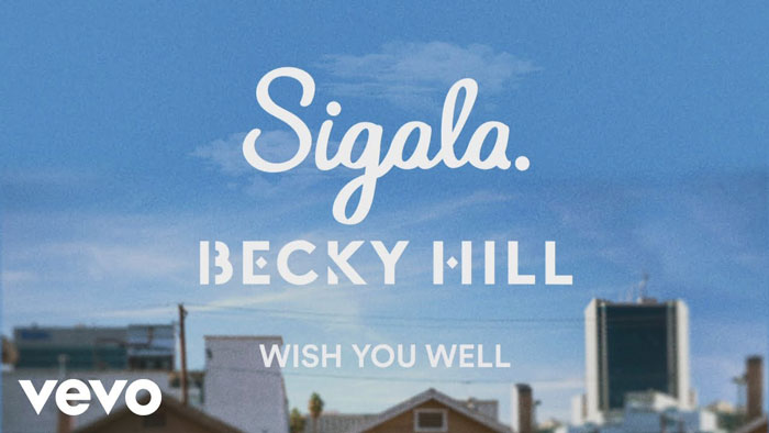 guarda il lyric video di wish you well