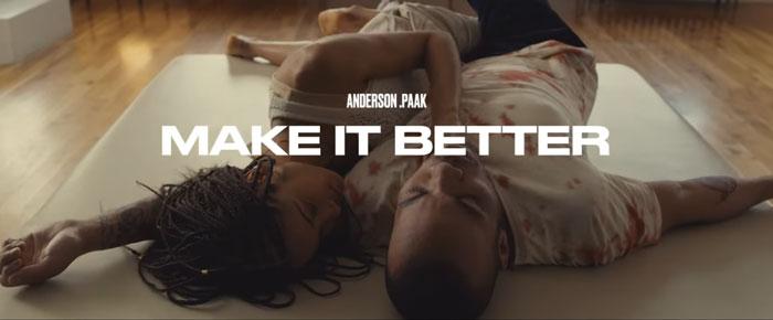 il video di make it better