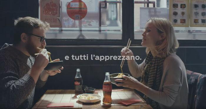 pubblicità coca cola 2019