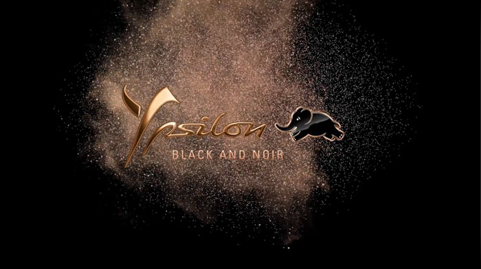 pubblicità Nuova Ypsilon Black and Noir