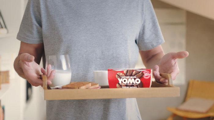 pubblicità yomo 2019