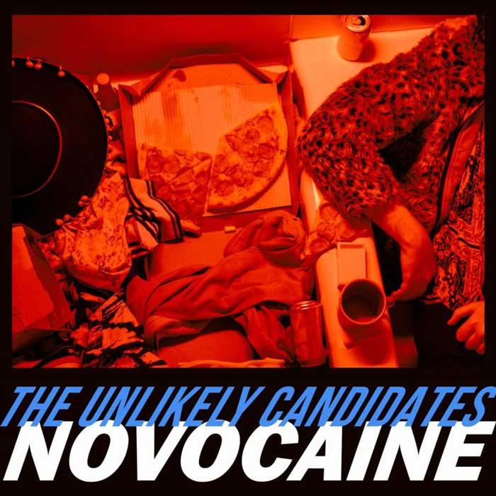 copertina canzone novocaine
