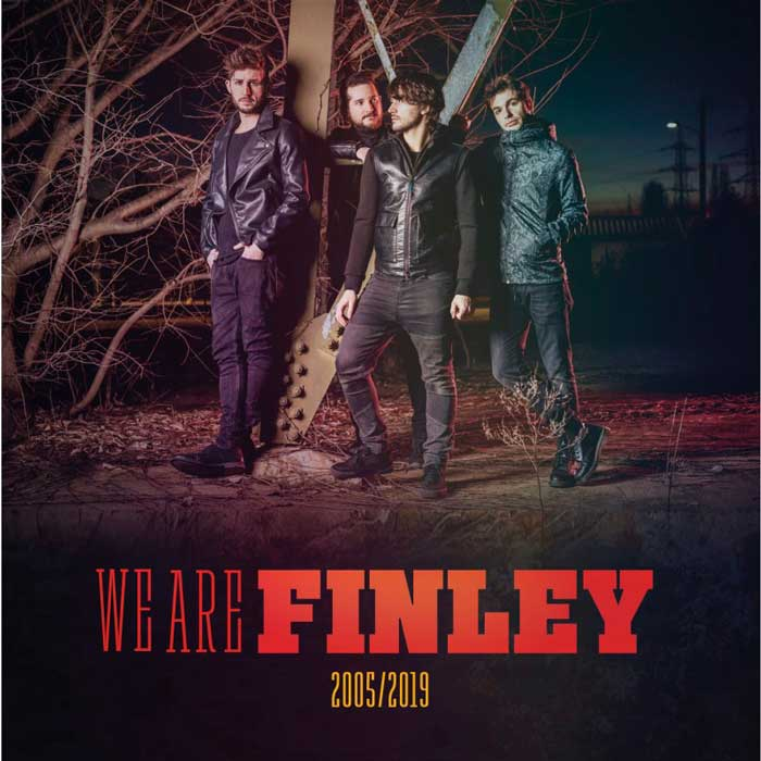 copertina album we are finley