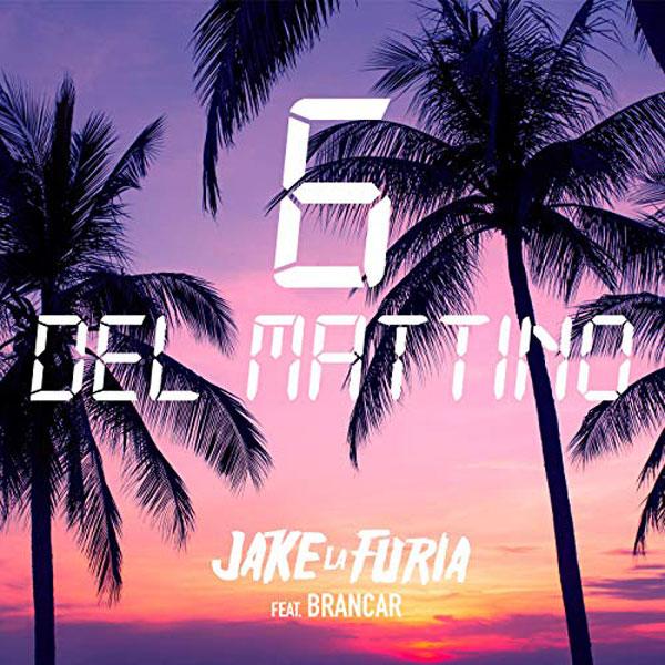 copertina canzone 6 del mattino jake