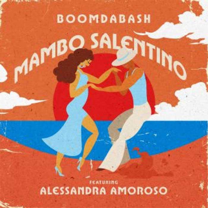 copertina canzone mambo salentino