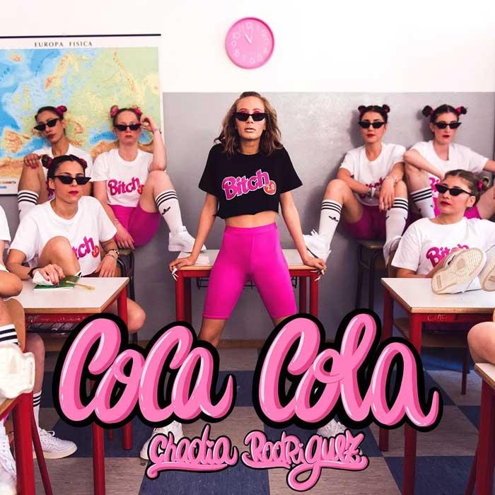 copertina canzone chadia coca coca