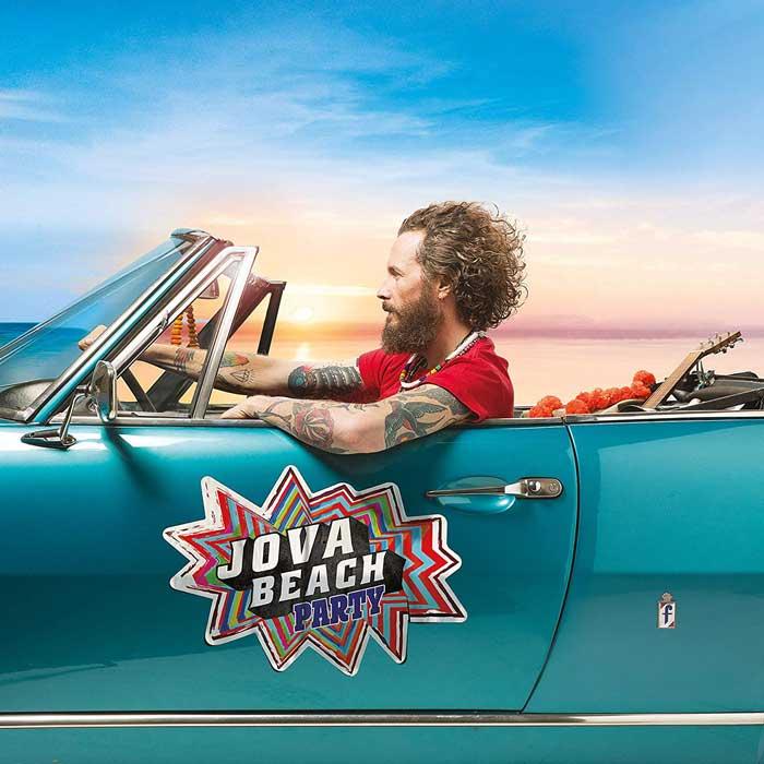 copertina album Jova Beach Party