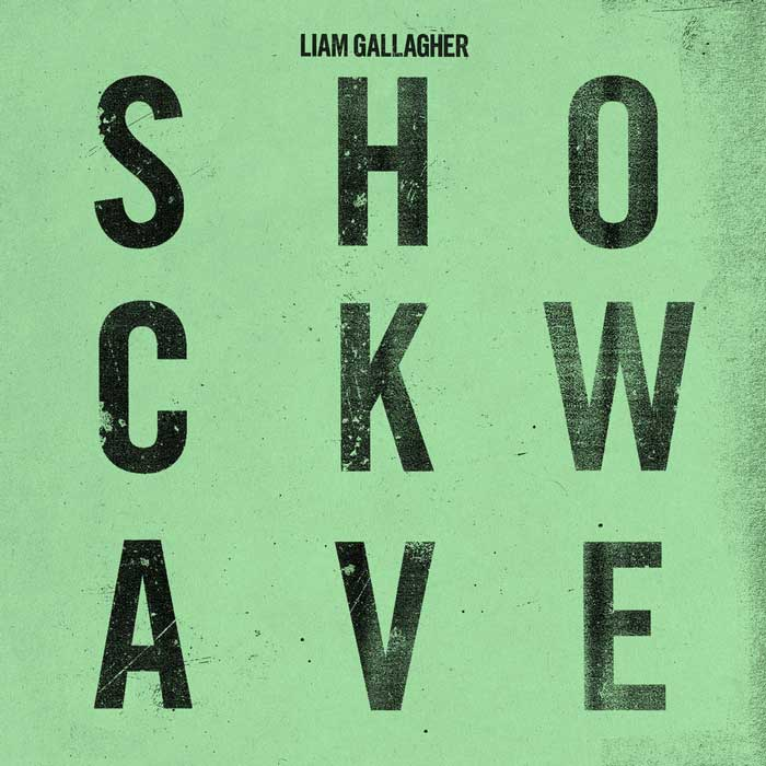 Liam copertina singolo Shockwave