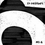 copertina album sheeran No.6 Collaborations Project