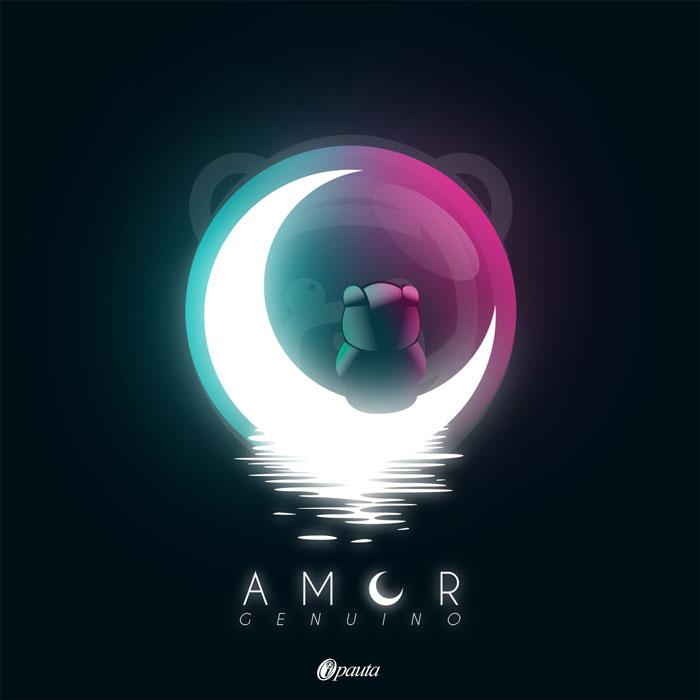copertina canzone amor genuino ozuna