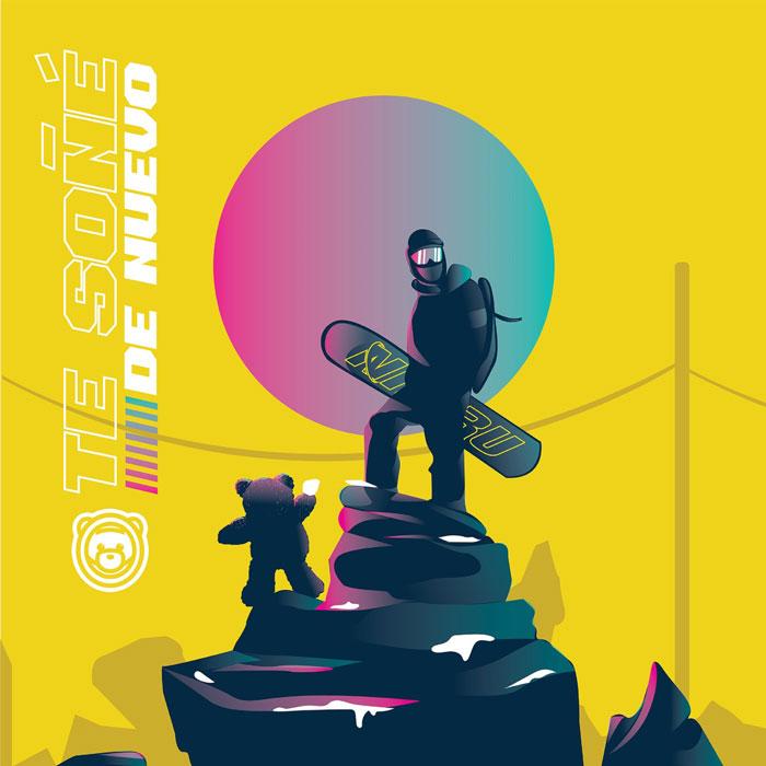copertina canzone Te Soñé De Nuevo ozuna