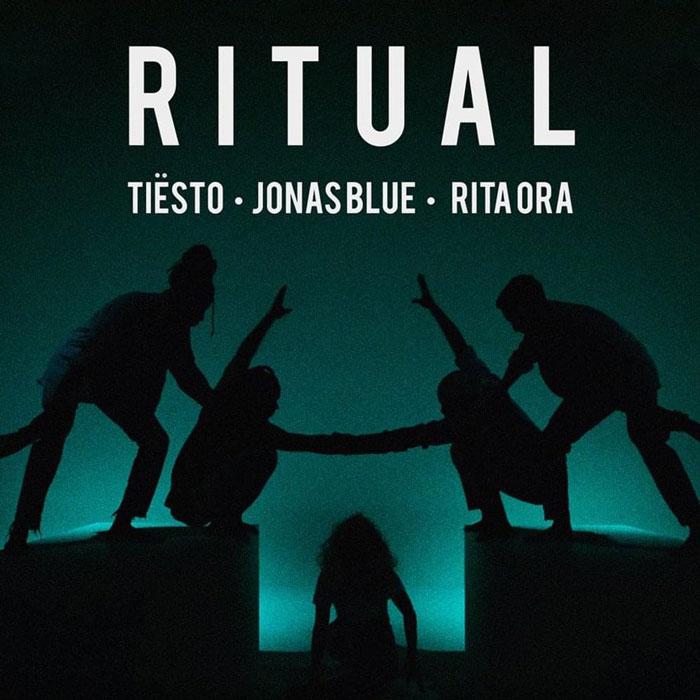 copertina brano ritual rita ora tiesto