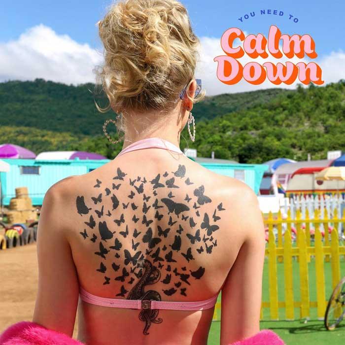 Taylor Swift You Need To Calm Down testo traduzione