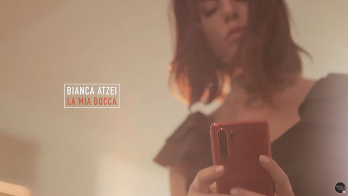 il video di La Mia Bocca