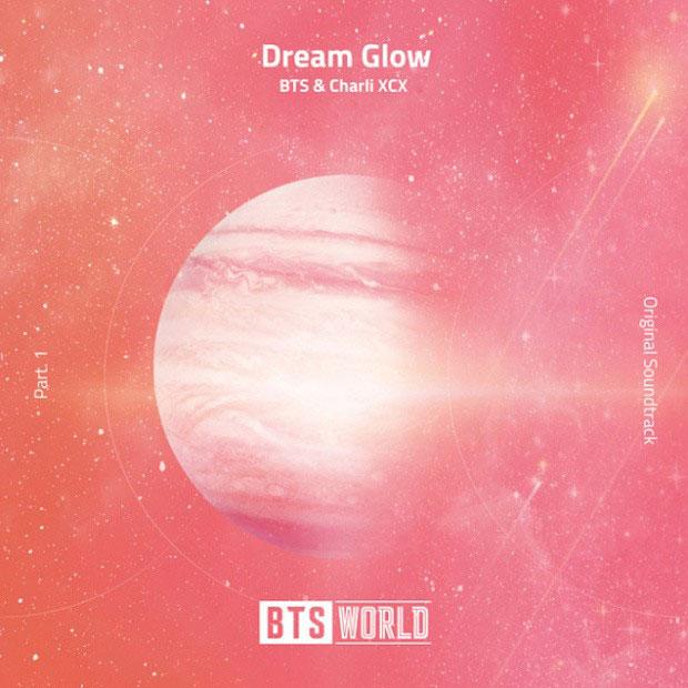 copertina brano dream glow