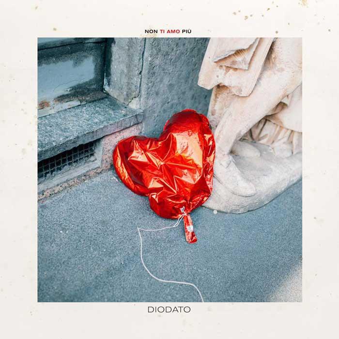copertina brano non ti amo più