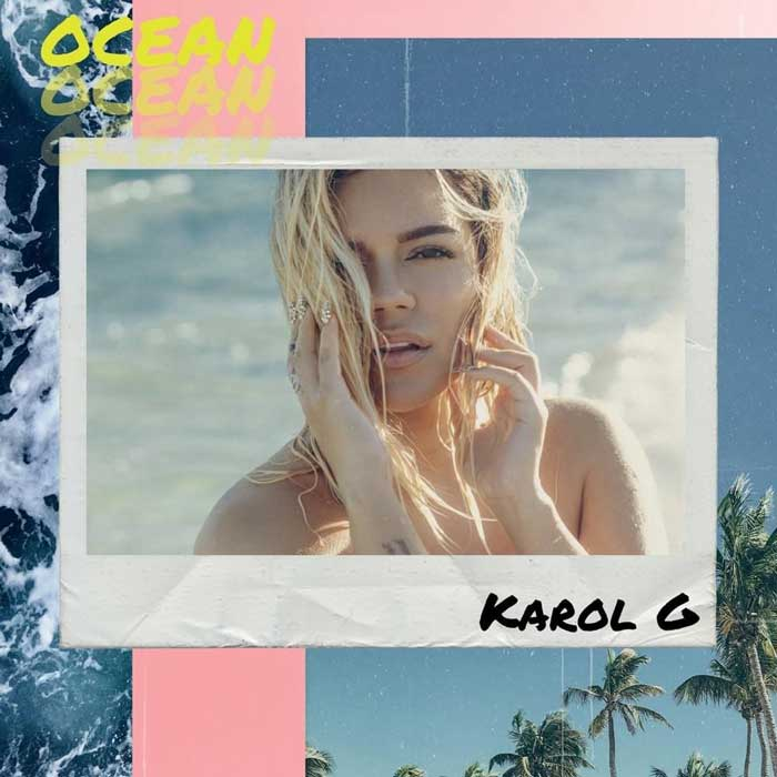 copertina album ocean karol g