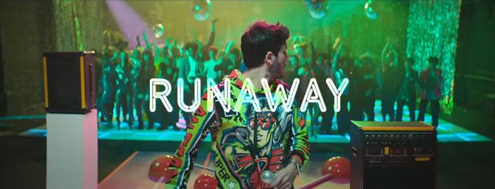 anteprima video runaway