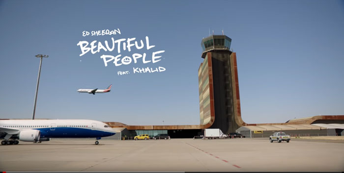 anteprima video beautiful people