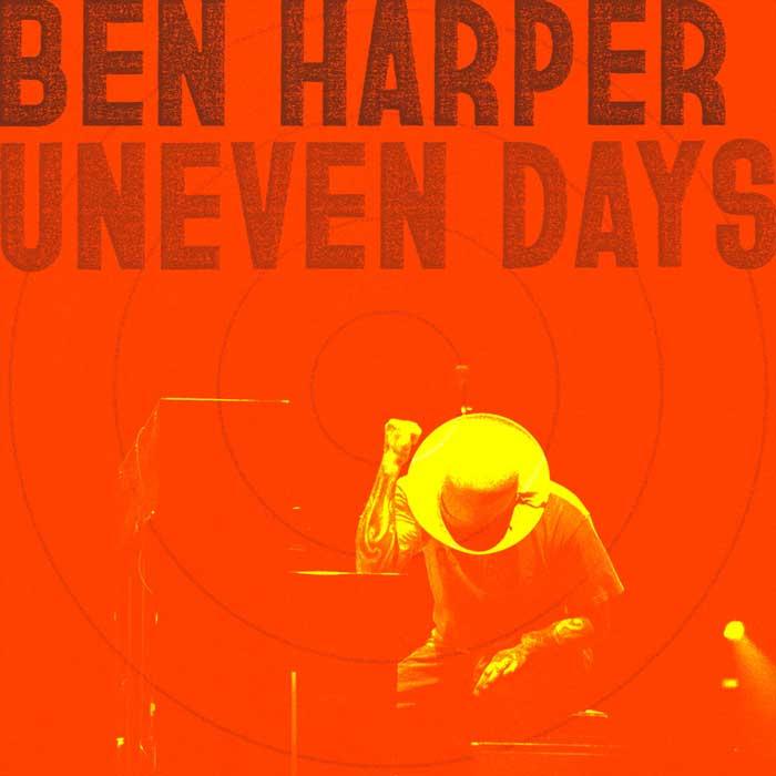 copertina canzone Uneven Days