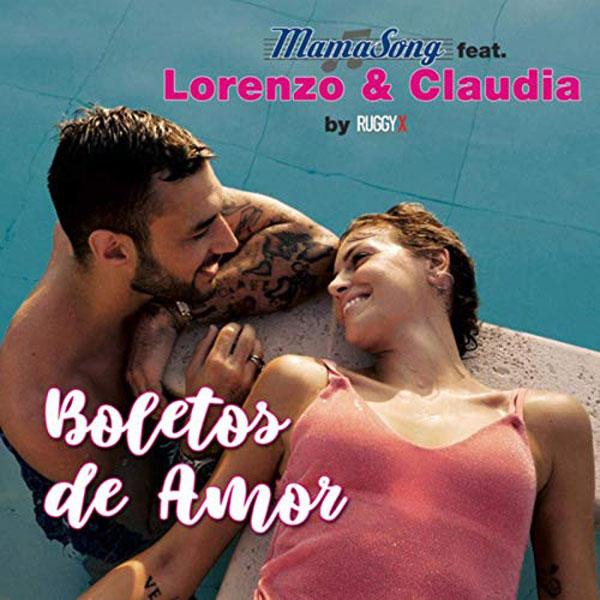 copertina canzone boletos de amor