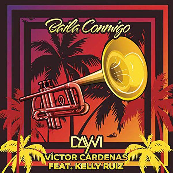 copertina canzone baila conmigo dj dayvi