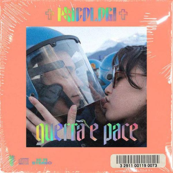 copertina canzone Guerra E Pace