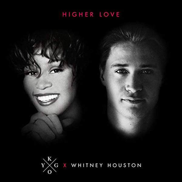 copertina brano higher love
