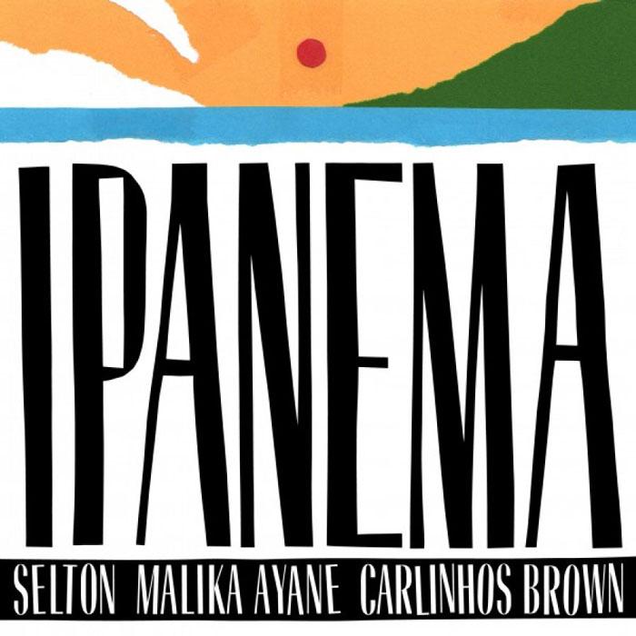 copertina canzone ipanema