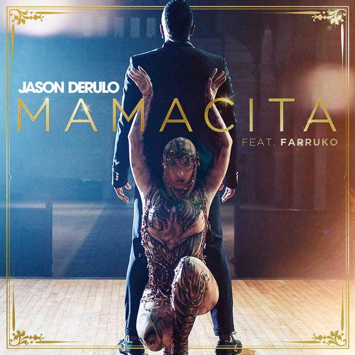 copertina canzone mamacita farruko