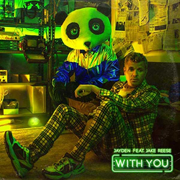 copertina canzone jayden With You
