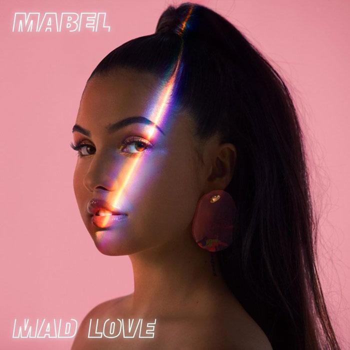 copertina canzone mad love