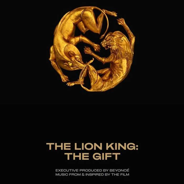 copertina The Lion King The Gift