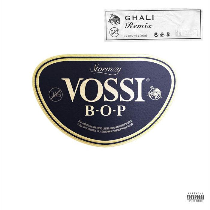 copertina Vossi Bop remix