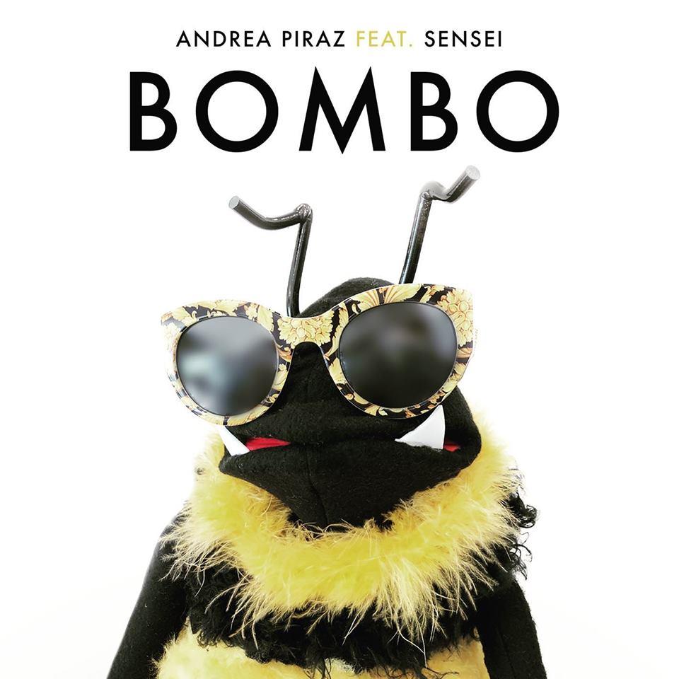 copertina canzone bombo