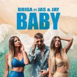 copertina canzone baby