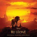copertina colonna sonora originale il re leone 2019