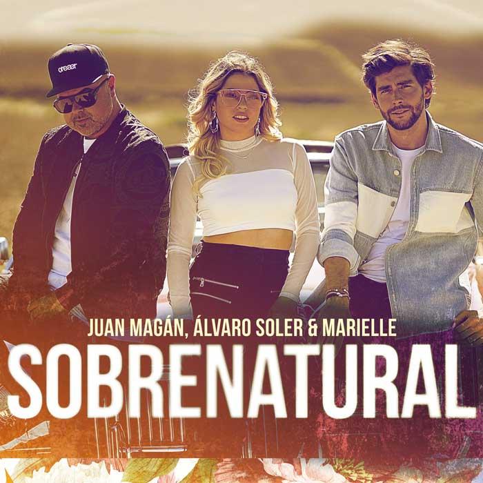copertina canzone Sobrenatural