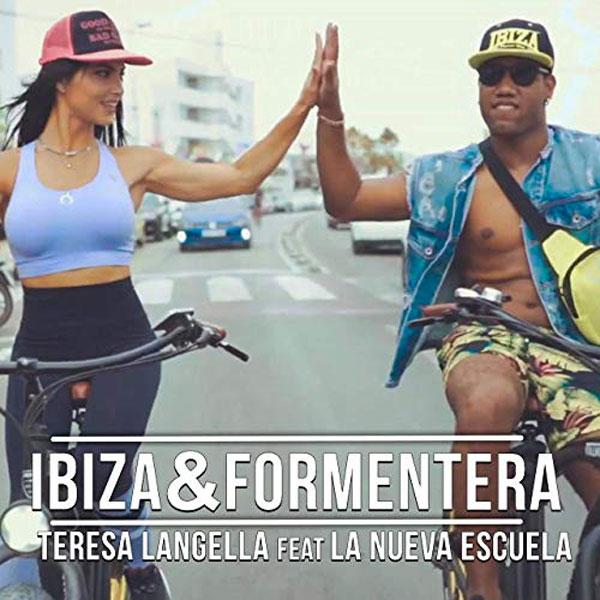 copertina canzone ibiza e formentera