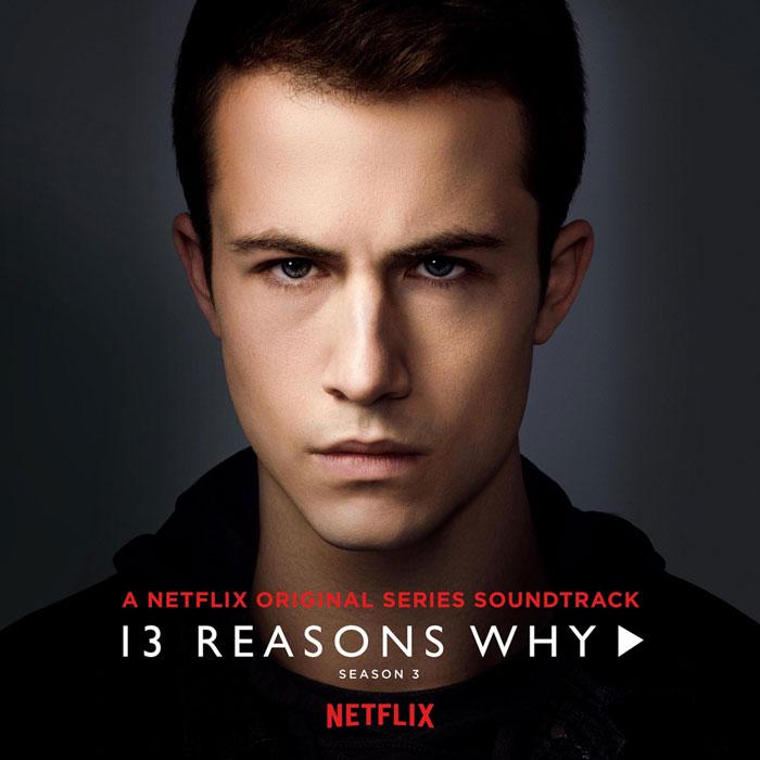 copertina colonna sonora terza stagione Tredici