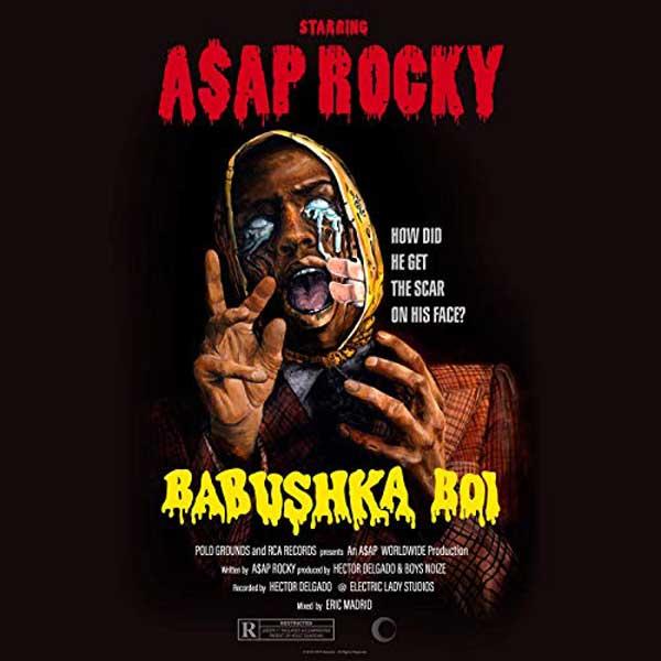 copertina canzone Babushka Boi