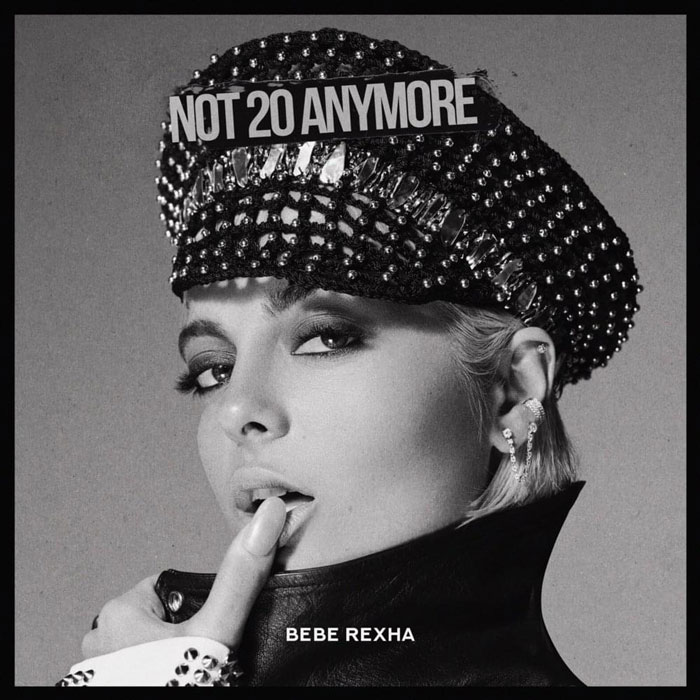 Not 20 Anymore copertina canzone