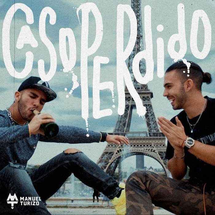 copertina singolo Caso Perdido