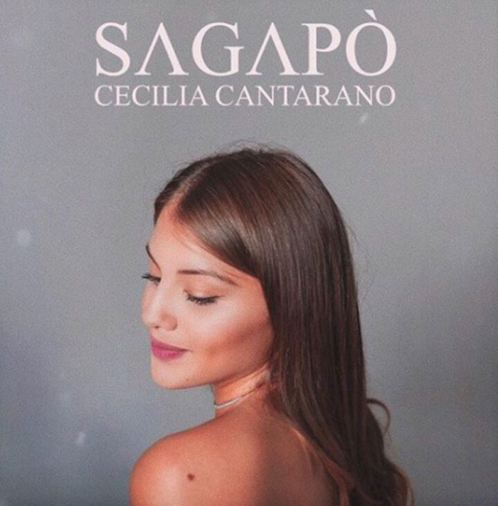 copertina canzone Sagapò